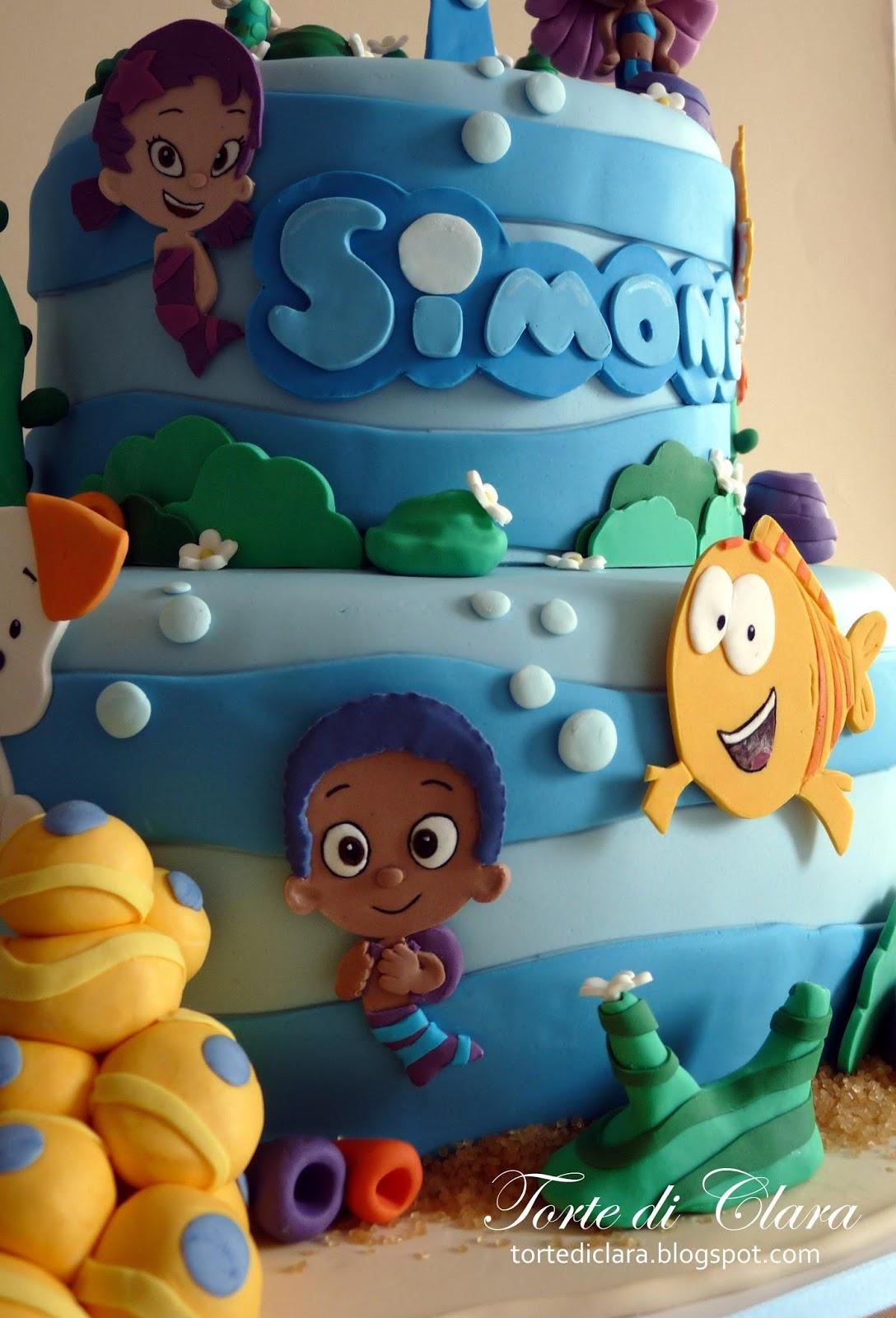 Bubble Guppies Winx Cake Ideas And Designs