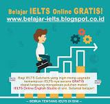 Belajar IELTS Online GRATIS