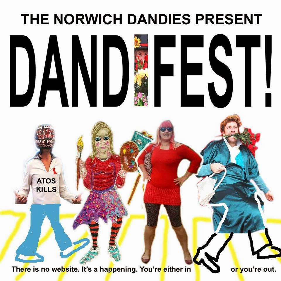 Norwich Dandies blog