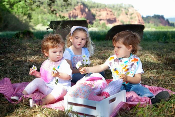 Complementos, niños, handmade, mon petit market