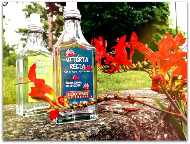 L'Occitane Vitória-Régia Day & Night Flower Eau de Cologne