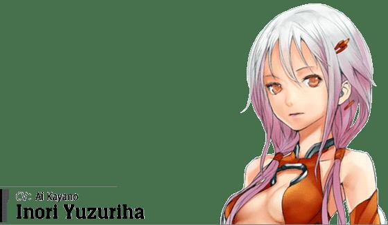 Inori Yuzuriha (CV: Ai Kayano)