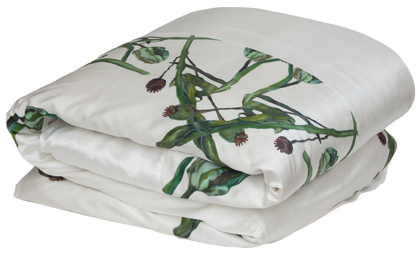 Hovey Design for kumi kookoon silk duvet