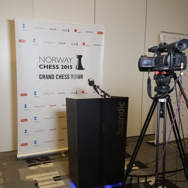 Norway Chess 2015. El confesionario