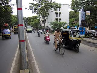 Типова вулиця міста