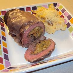 How To Make Stuffed Flank Steak