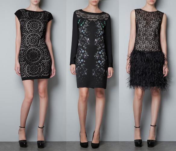 Comprar vestidos de fiesta zara