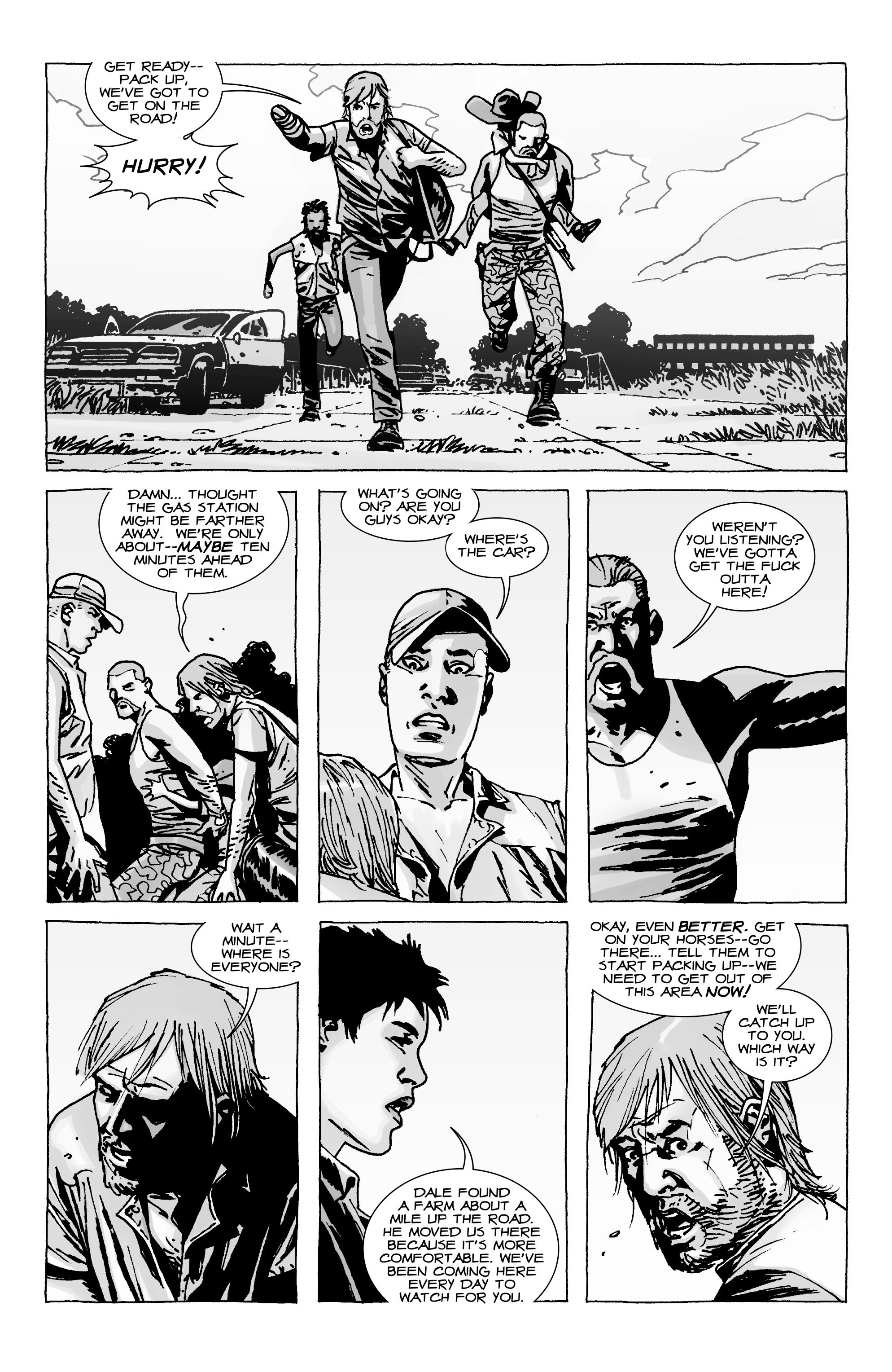 The Walking Dead 60 Page 16