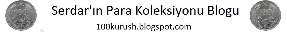 Serdar'ın Madeni Para Blogu