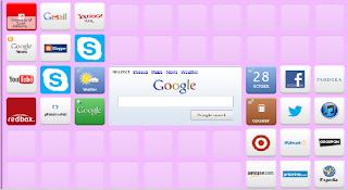 symbaloo homepage