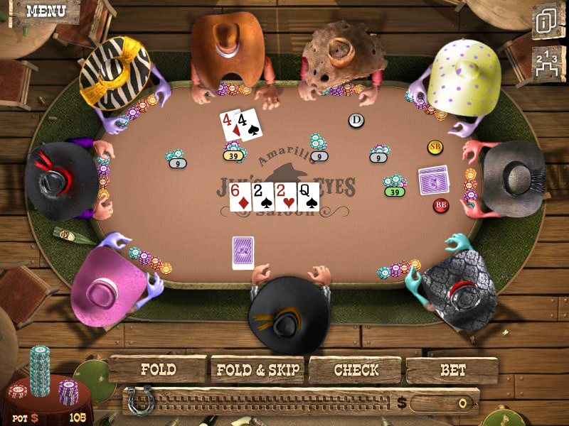 Cartes governor of poker 2 slots of vegas mobile download