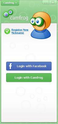 Cara Buat ID Camfrog 6.4 Baru