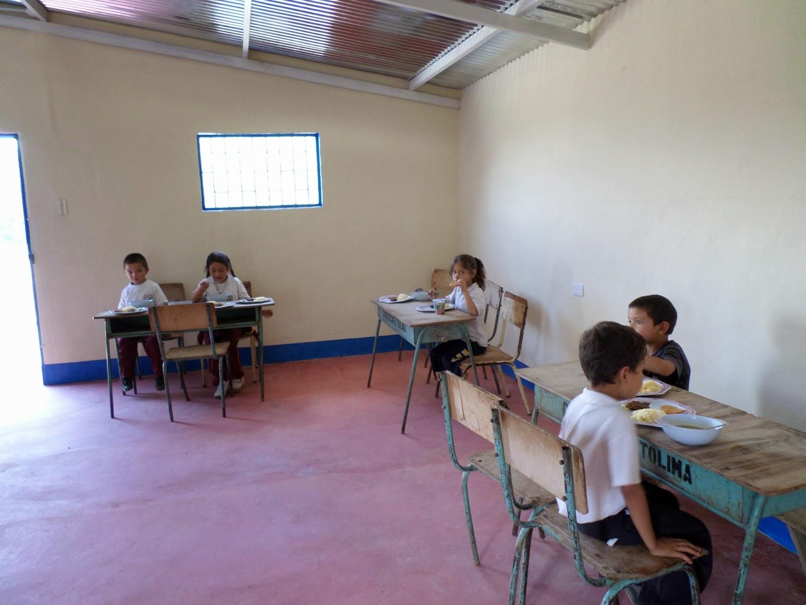 Escuela Francisco Jose De Caldas Restaurante Escolar