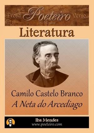A Neta do Arcediago, de Camilo Castelo Branco pdf gratis
