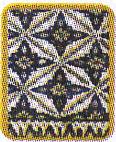 Motif Batik Banten Mandalikan