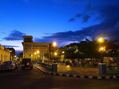 Santiago de Cuba twilight