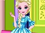 Elsa Prom Dress Design