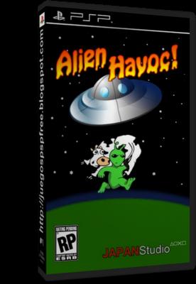 Alien Havoc  (Ingles) (Juegos 2014)