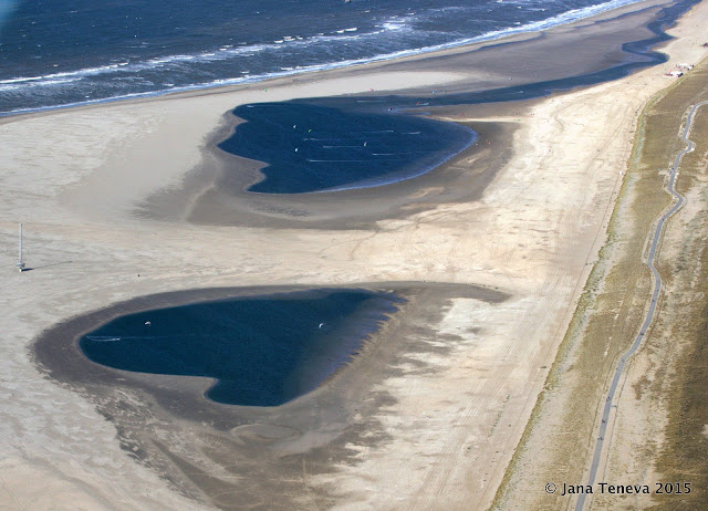 Zandmotor Kijkduin heart 2015