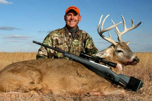 Trent swanson outdoors gear review christensen arms for Wmat game and fish
