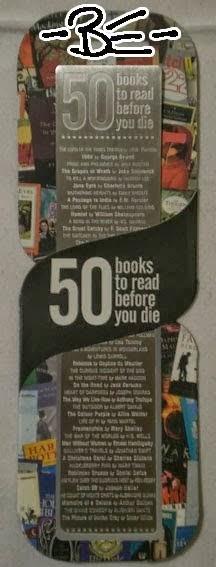 50 Libros que leer antes de morir