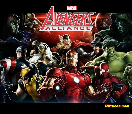 Marvel Avengers Alliance Trucos