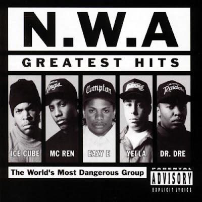 N.W.A - Greatest Hits