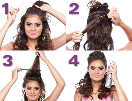 Bom significa para o cuidado do cabelo