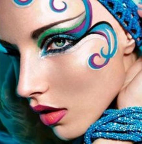 Rodríguez Hachero organiza un nuevo curso de maquillajes de fantasía