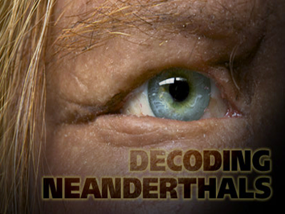 decoding neanderthals On january 9, 2013, pbs ran a wonderful documentary, decoding neanderthals,  about neanderthals, what we have recently discovered about.