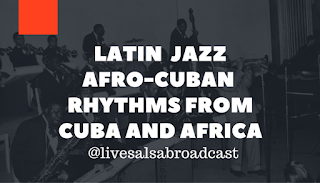 Latín Jazz Con Clave - Afro-cuban rhythms from cuba and áfrica