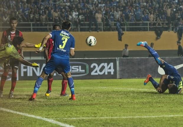 Kick-Off ISL 20 Februari, Persib Bandung vs Persipura Jayapura