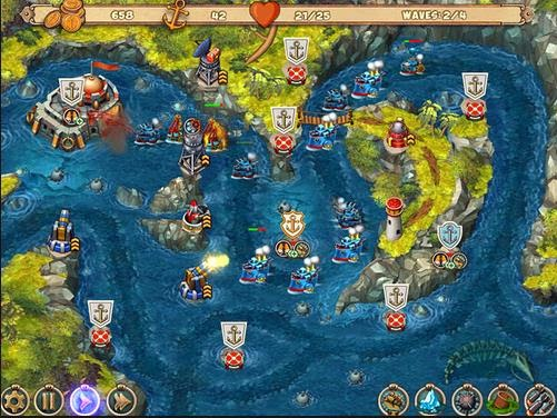 Download Iron Sea Defenders Full