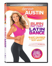 Burn Fat Fast Latin Dance DVD