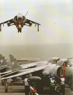 Sea Harrier Royal Navy