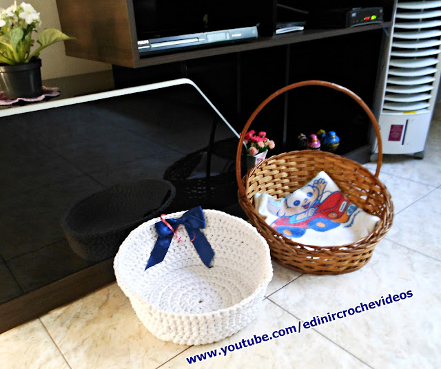 aprender croche com camas pet cão e gato edinir-croche por curso de croche