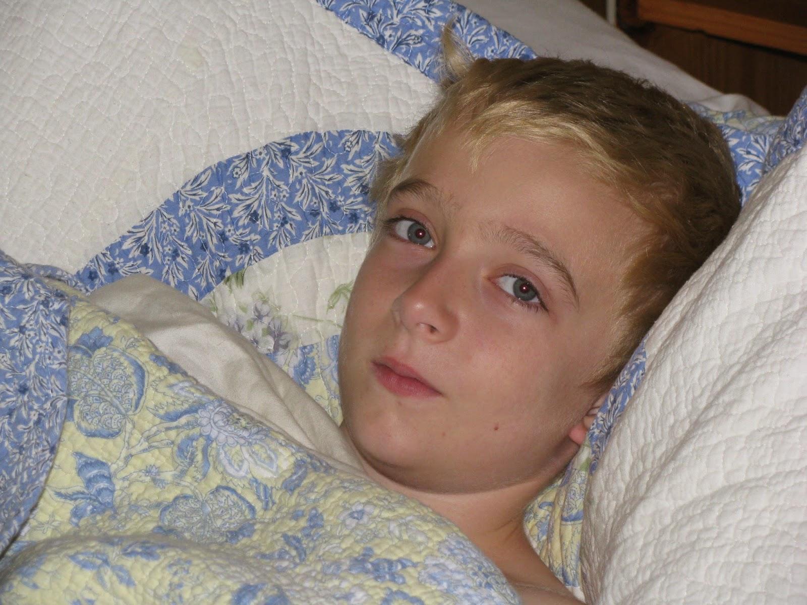Adopting Ahren (& PBJ, too!): Where did my little boy go?