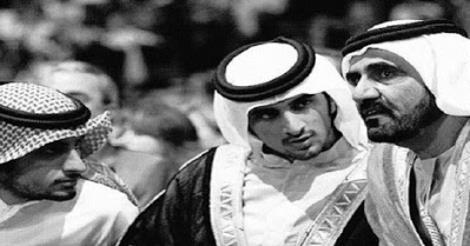 تفاصيل وفاة الشيخ راشد بن محمد بن راشد آل مكتوم ابن حاكم دبي