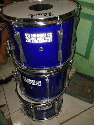 Pengrajin drumband dan marchingband murah