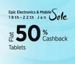 Tablets-extra-50-cashback-paytm