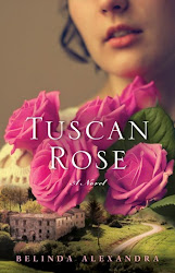 Tuscan Rose by Belinda Alexandra