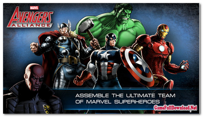 download avengers games for mobile