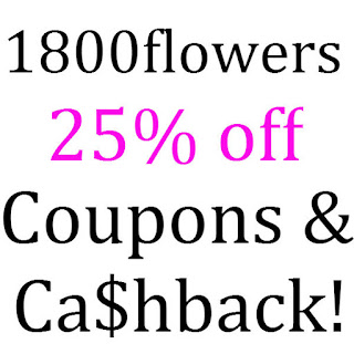 1800Flowers Coupons February, March, April, May 2016