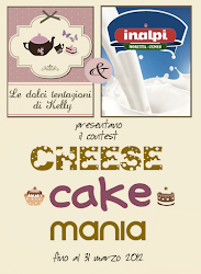"PARTECIPA ANCHE TU AL MIO CONTEST :""CHEESECAKEMANIA"""