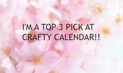 Top 3 at Crafty Calendar