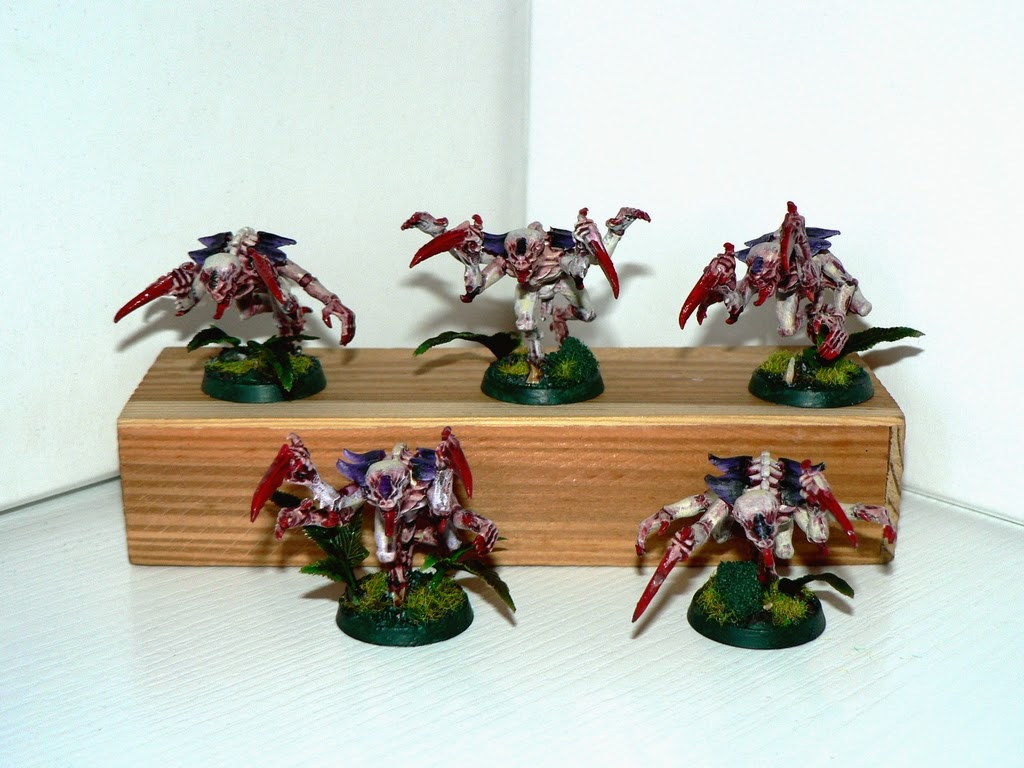 Tyranid Leviathan Genestealers