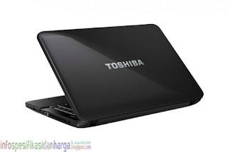 Harga Toshiba Satellite C800D Laptop Terbaru 2012