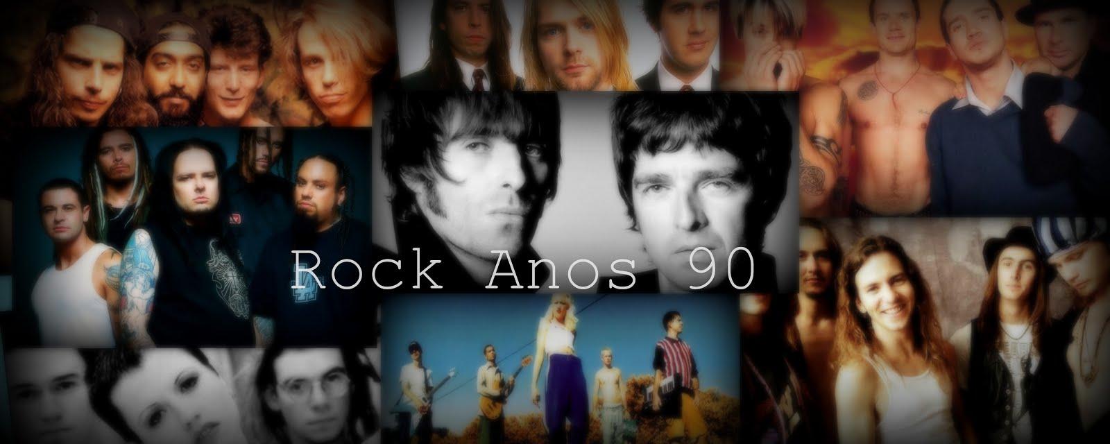 Página Rock Anos 90