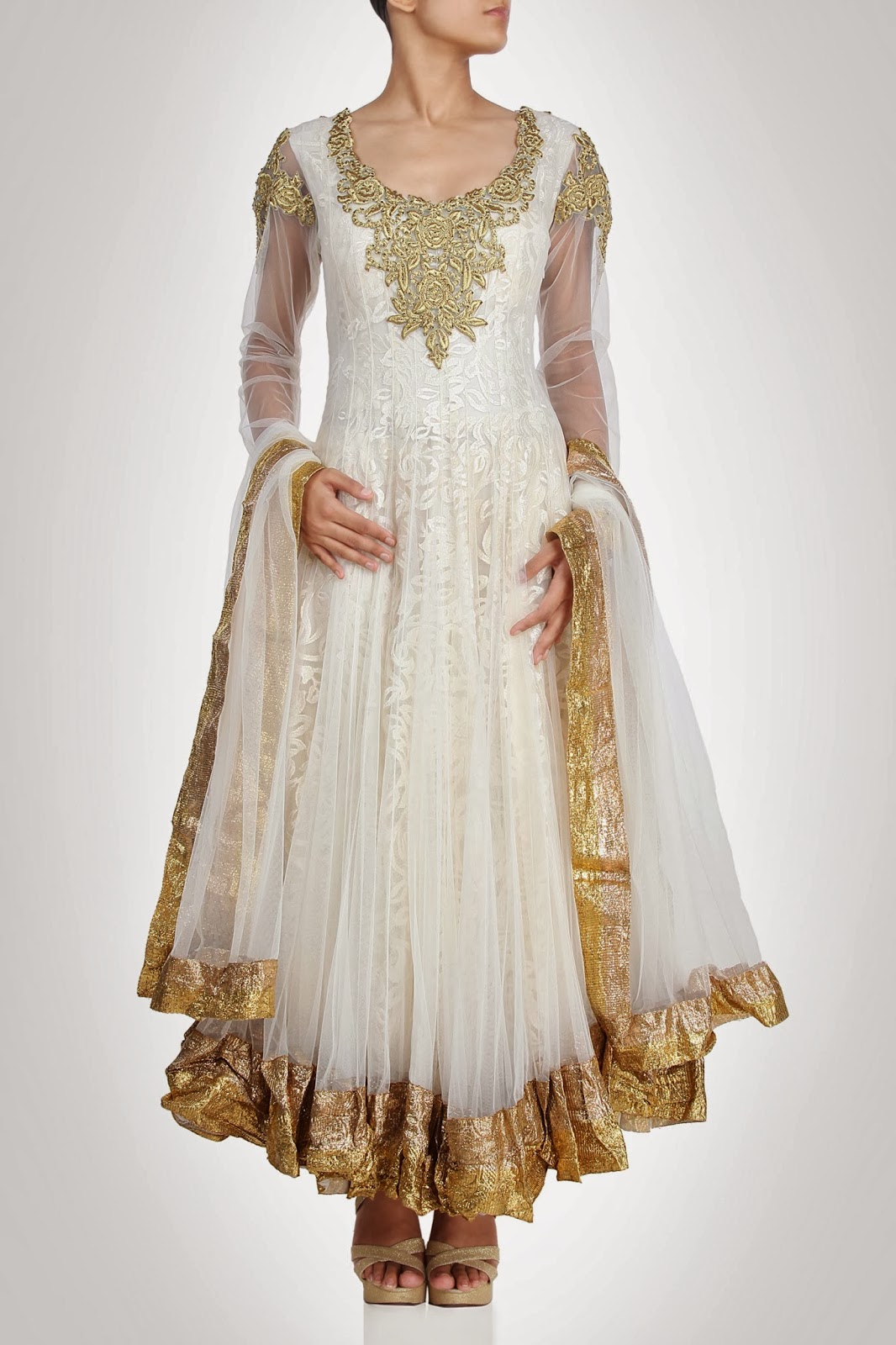 The Best Wedding Dresses 2013 by Seema Gujral