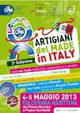 II° Edizione di ARTIGIANI del Made in Italy